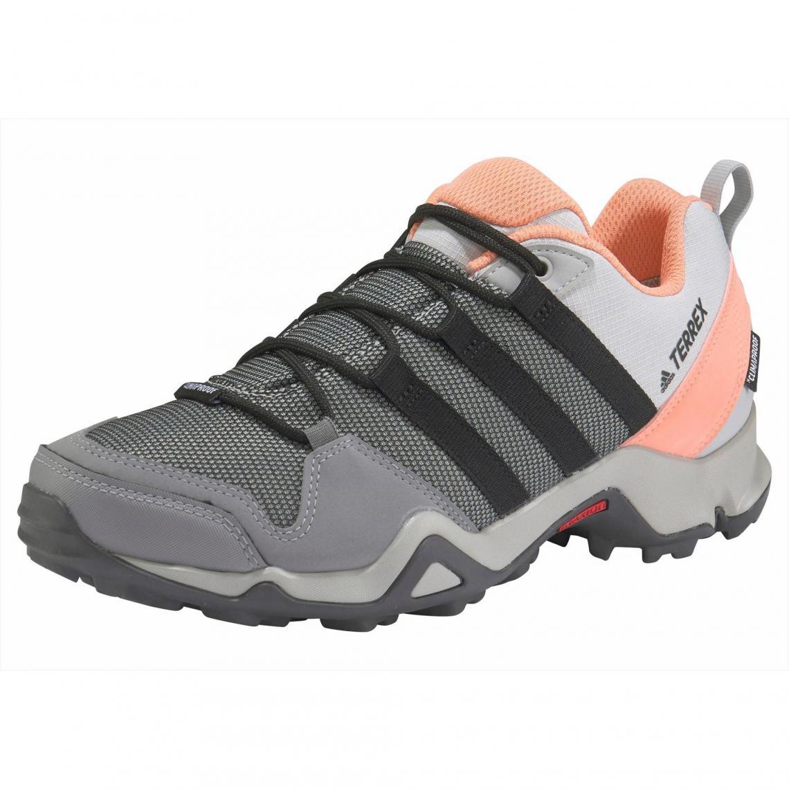 Chaussures outdoor femme adidas Performance Terrex AX2 CP Gris Clair Plus de détails