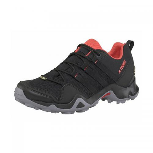 Adidas Performance - Chaussures de sport d'extérieur homme Terrex AX2R GoretexW Adidas Performance - Noir - Orange - Baskets