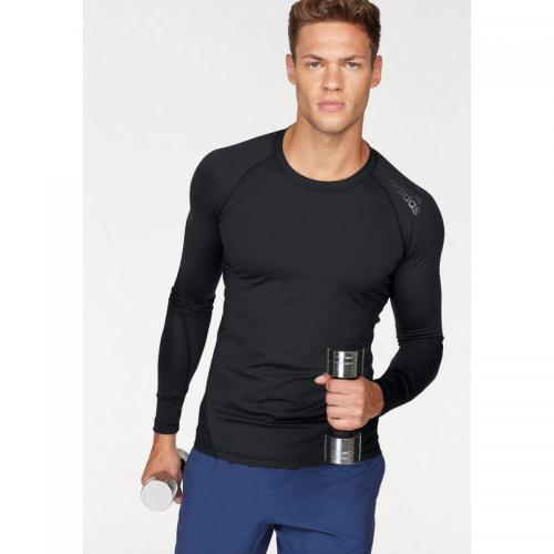 Adidas Performance - T-shirt manches longues homme Climacool® AlphaSkin Sport adidas Performance - Noir - Adidas Performance