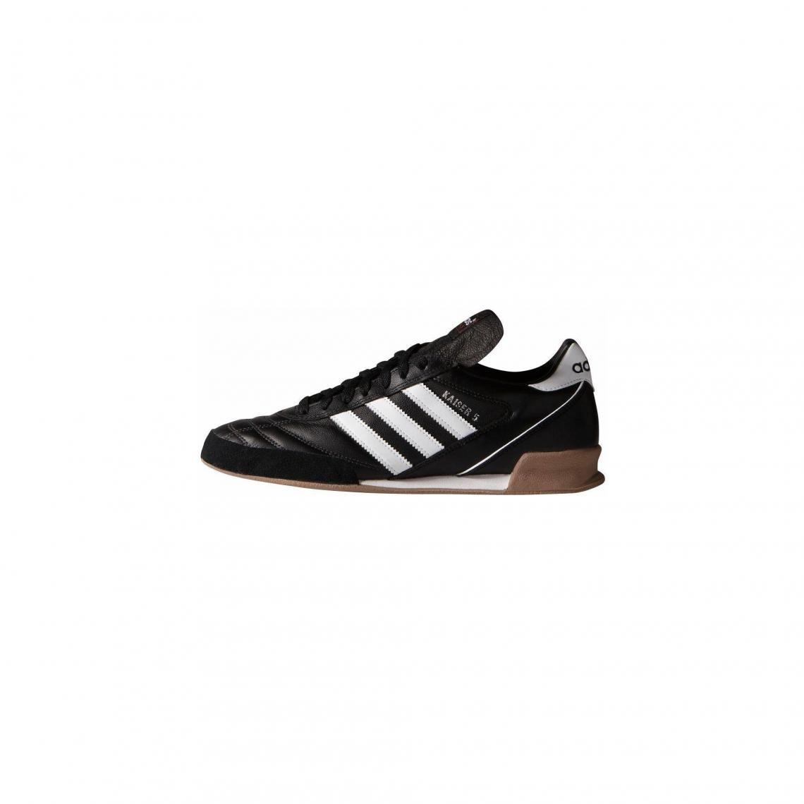 newest b3c3e 00c0b Chaussures de football en salle homme adidas Performance Kaiser 5 Goal -  Noir - Blanc Adidas