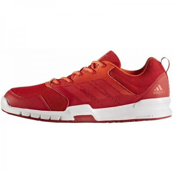 Chaussures de course homme Essential Star 3M adidas Performance pour homme - Rouge Adidas Performance Homme