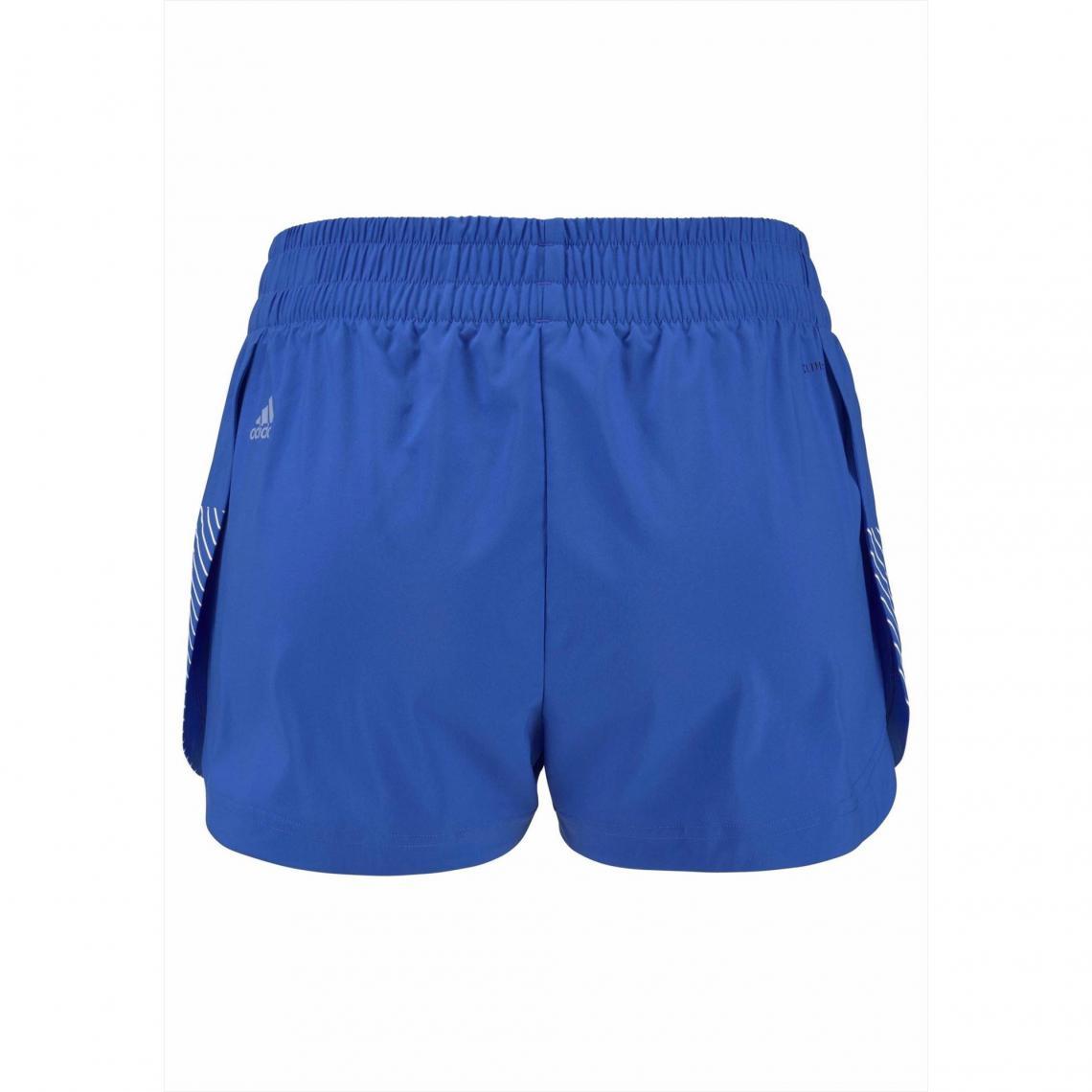 Short femme Adidas Performance - Bleu Adidas Performance 643e1ffe558