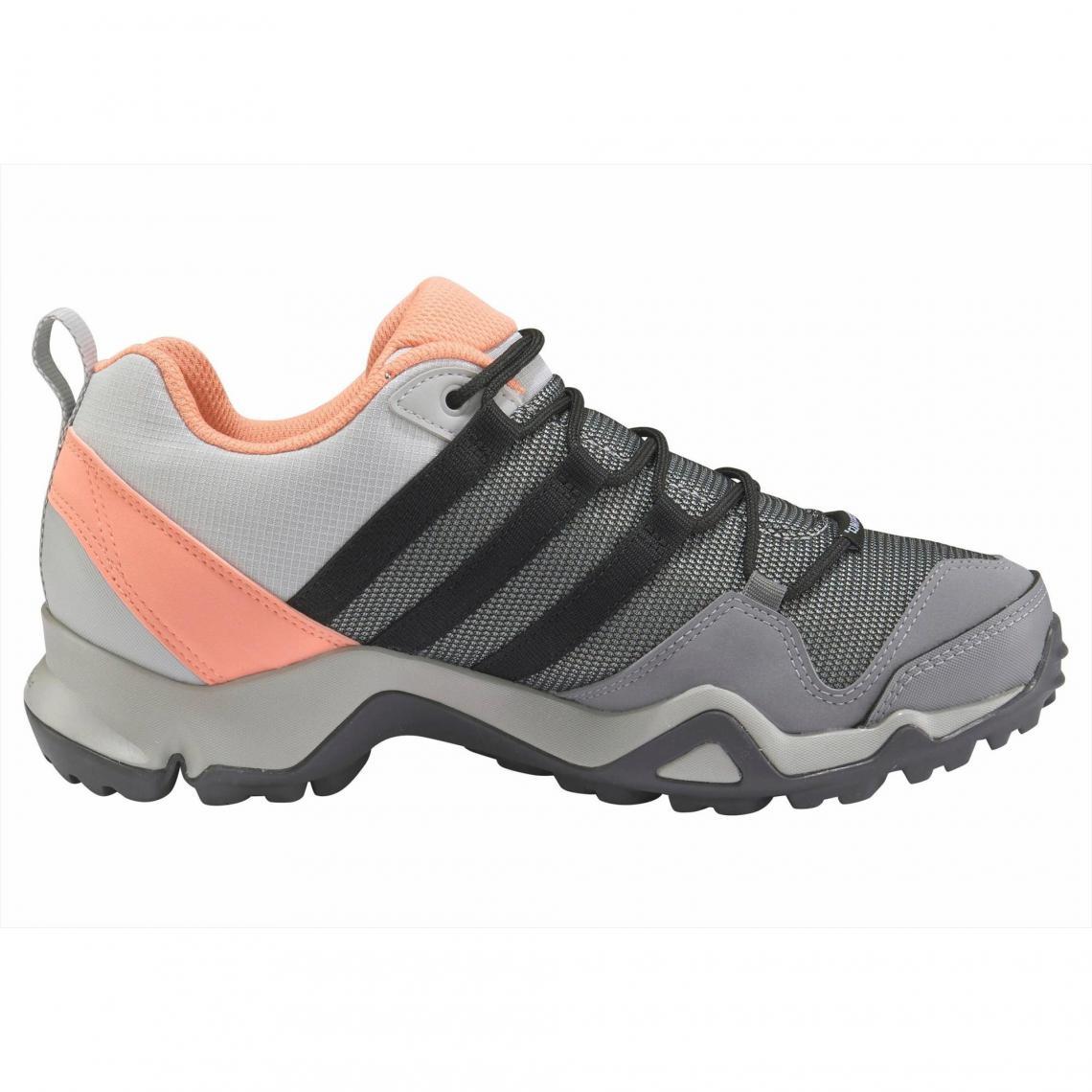 Sneakers Adidas Performance Cliquez l image pour l agrandir. Chaussures  outdoor femme adidas Performance Terrex AX2 CP - Gris Clair Adidas  Performance 837659f5d7c
