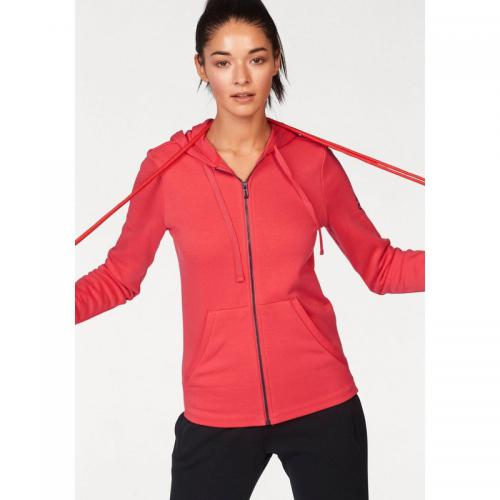 Adidas Performance - Sweat zippé manches longues à capuche femme Essentials Solid adidas Performance - Rouge - Adidas Performance
