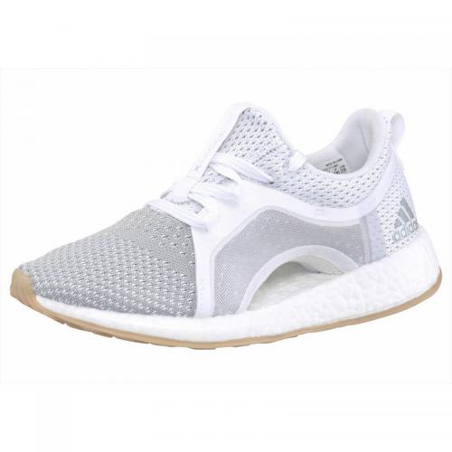 Chaussures de running femme adidas Performance Pure Boost X Clima - Gris Clair Adidas Performance Homme