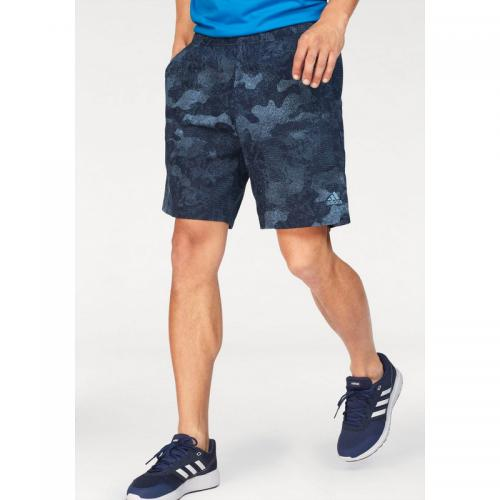 Short hommes adidas Performance - Bleu Adidas Performance Homme