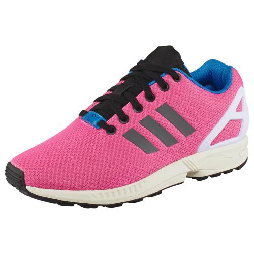 adidas zx flux rose et noir, Adidas originals adicolour