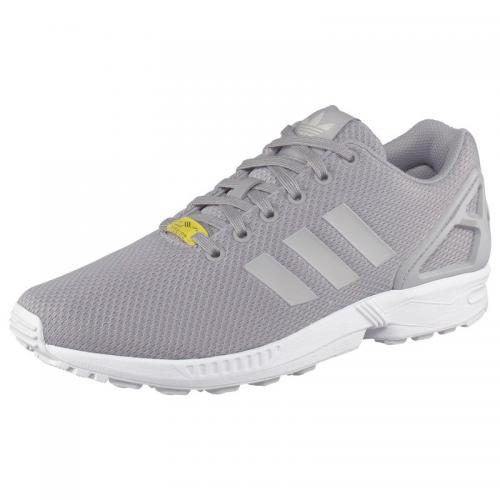 Chaussures running homme ZX Flux adidas - Gris
