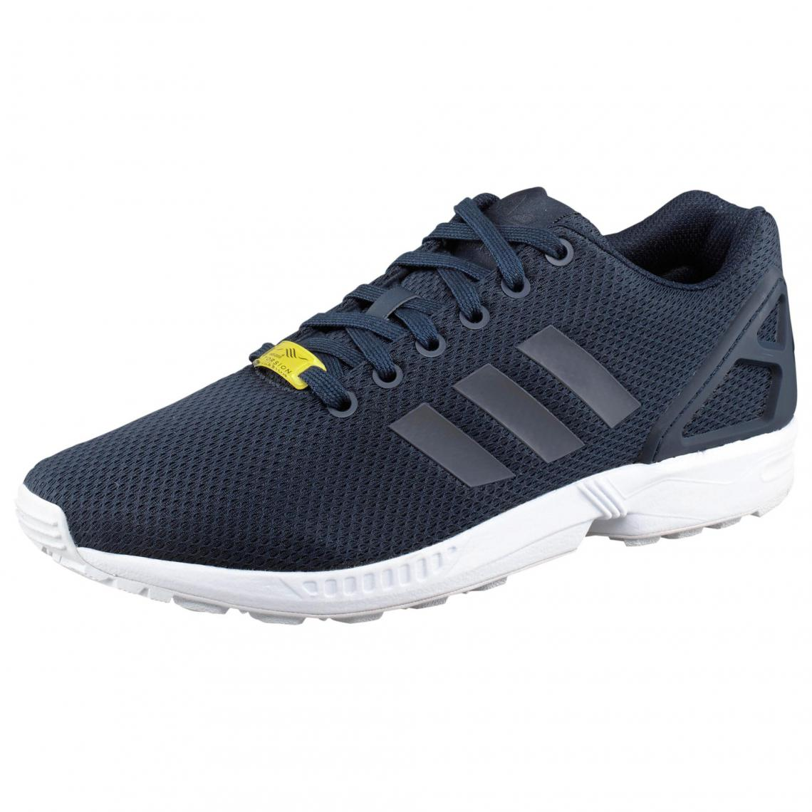 huge selection of ebf44 a3833 Chaussures running homme ZX Flux adidas - Bleu Adidas Homme