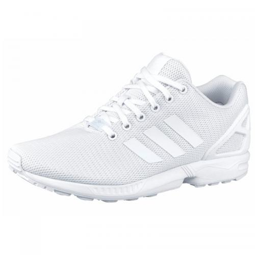 Adidas - Chaussures running homme ZX Flux adidas - Blanc - Chaussures homme