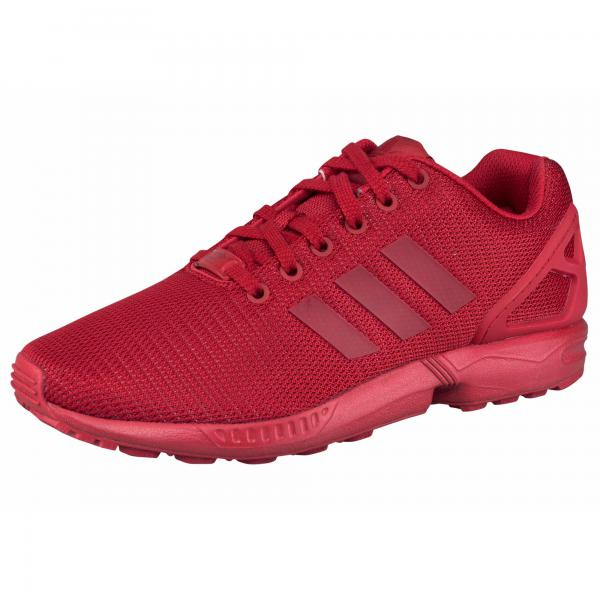 Chaussures running homme ZX Flux adidas - Rouge Adidas Homme