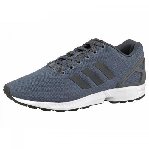 Adidas - Chaussures running homme ZX Flux adidas - Gris Anthracite - Noir - Vêtements Adidas homme