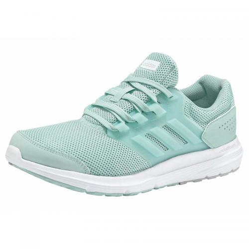 Adidas - adidas Performance Galaxy 4 chaussures de running femme - Gris Anthracite - Rose Vif - Baskets