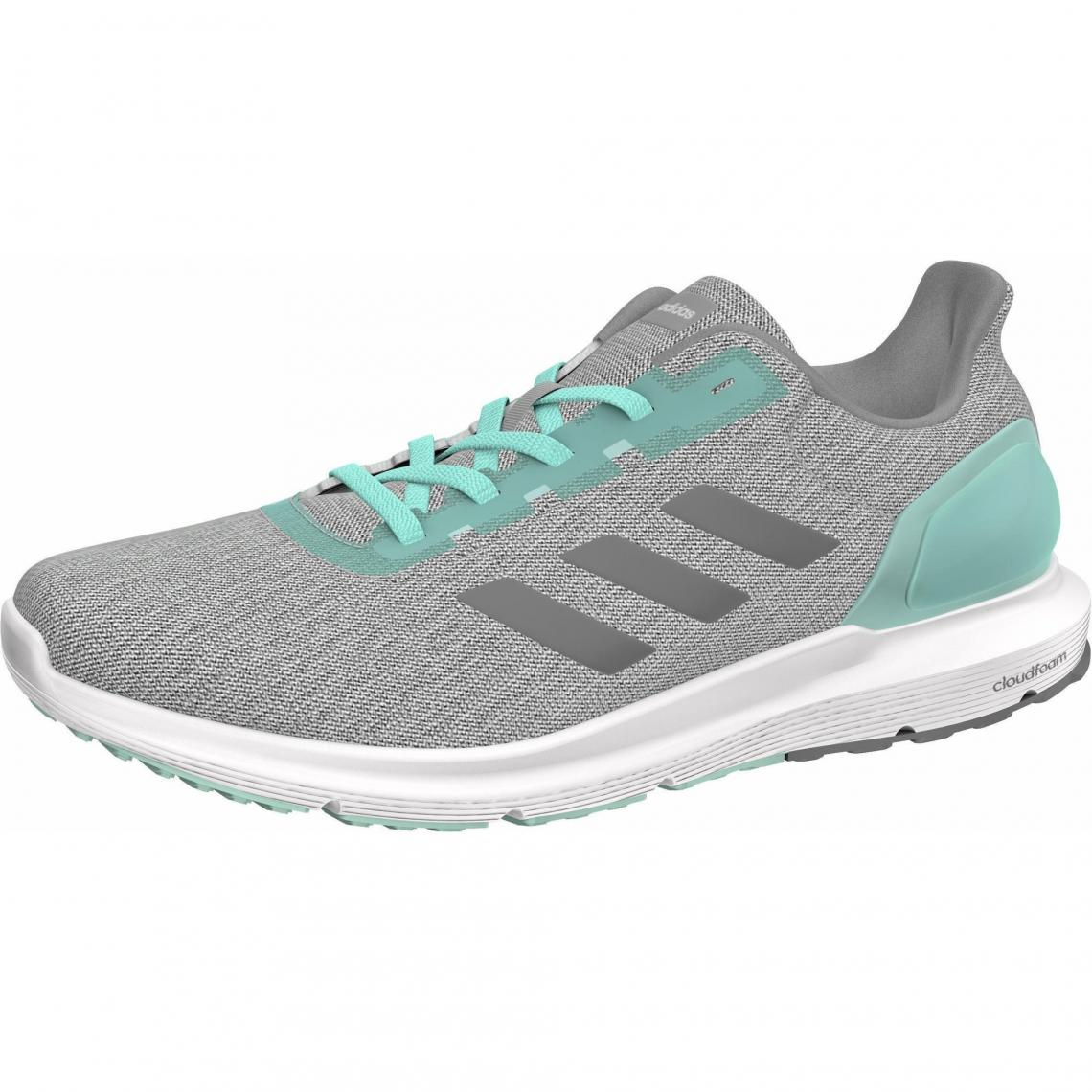 quality design 5056c 72daf adidas Performance Cosmic 2.0 chaussures de running femme - Gris Clair -  Turquoise Adidas Femme