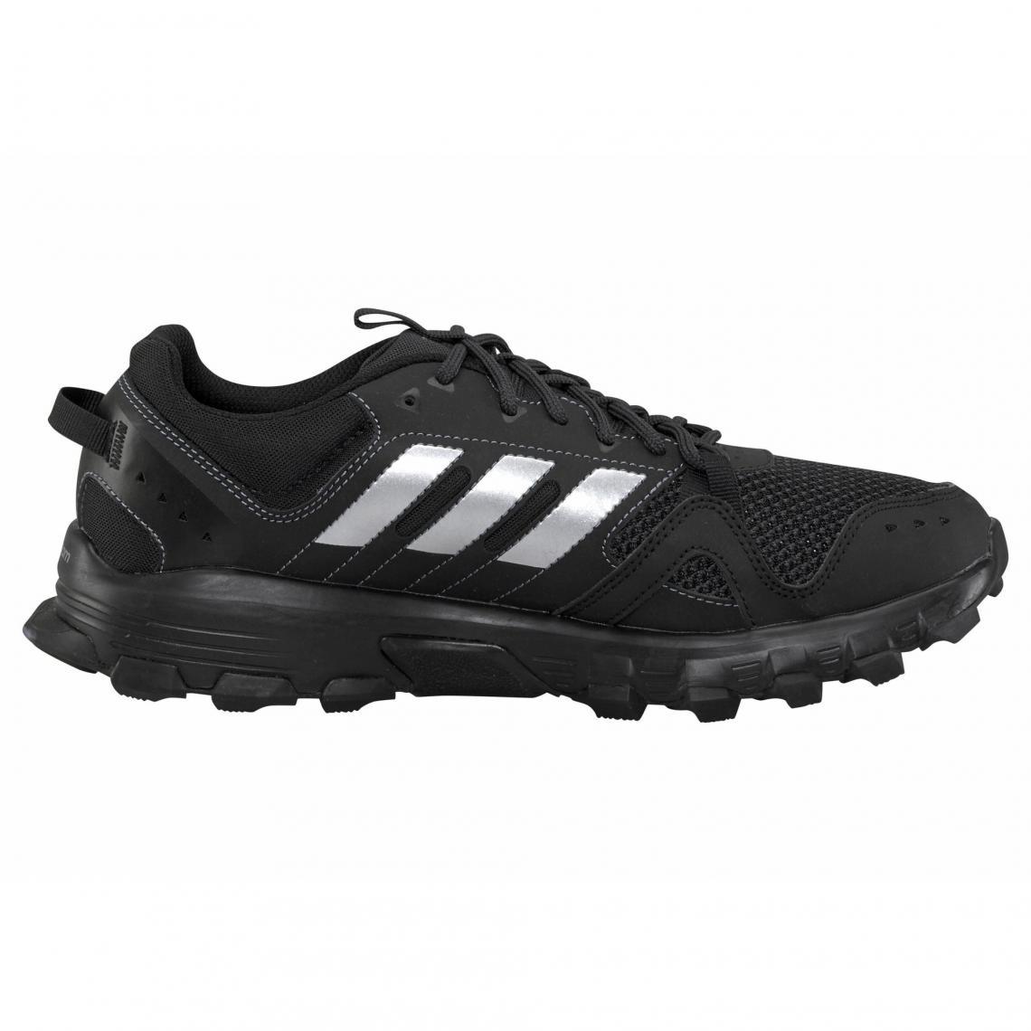 super popular 58122 8f4d7 adidas Rockadia Trail chaussures de running homme - Noir - B