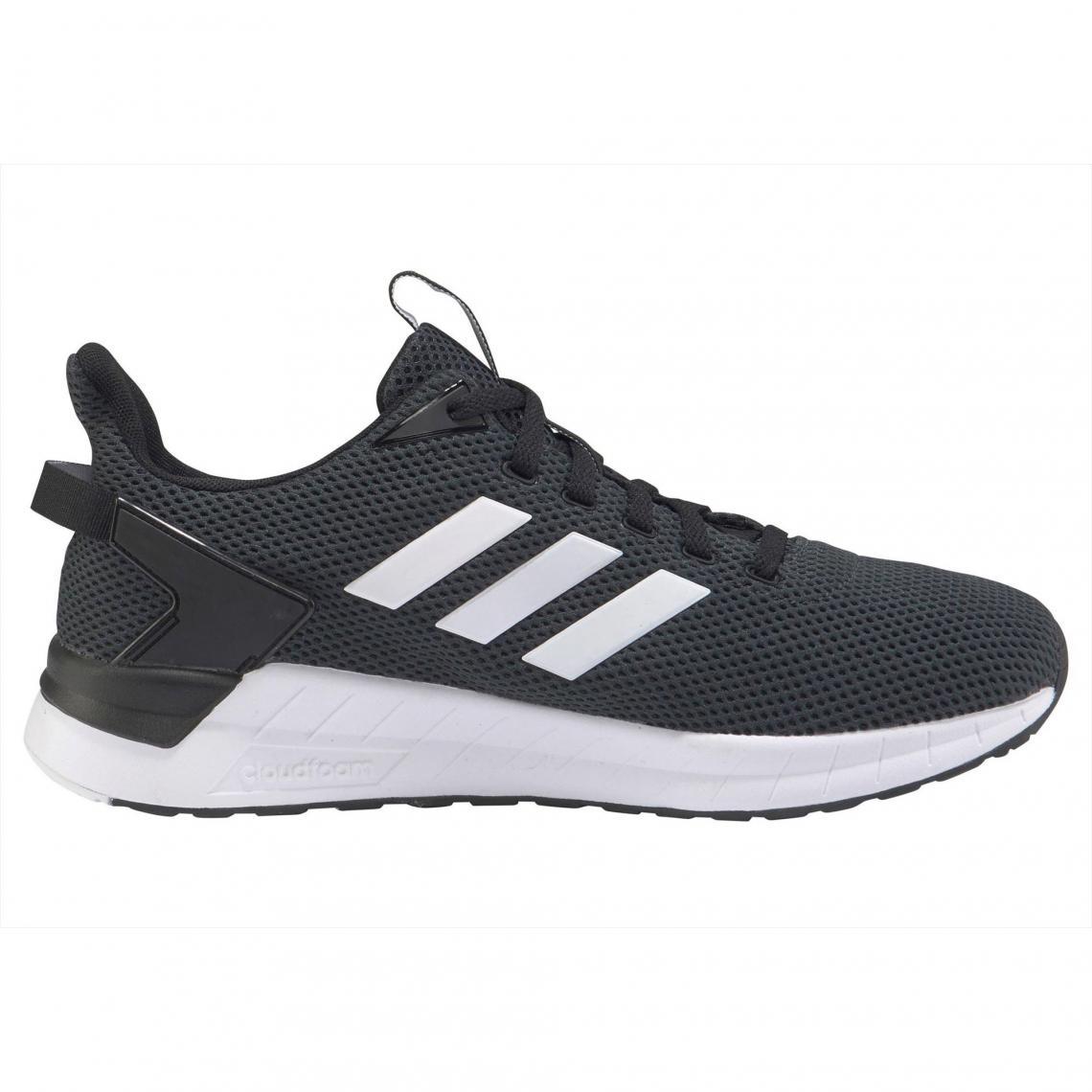 Homme Chaussures Running Ride Bleu3 De Adidas Questar Gris v8nwymN0O