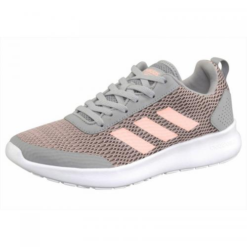 big sale df082 1cf9e Adidas - Chaussures de running femme adidas Performance Cloudfoam Element  Race - Noir - Blanc -
