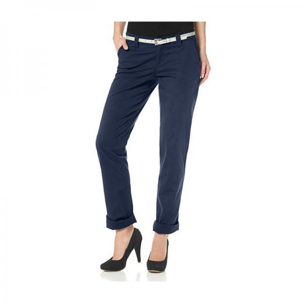 Promo : Pantalon femme droit - AJC - Modalova