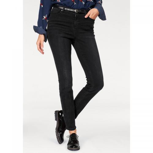 3e099076c294 AJC - Jean skinny taille haute femme AJC - Noir - Jeans taille haute femme