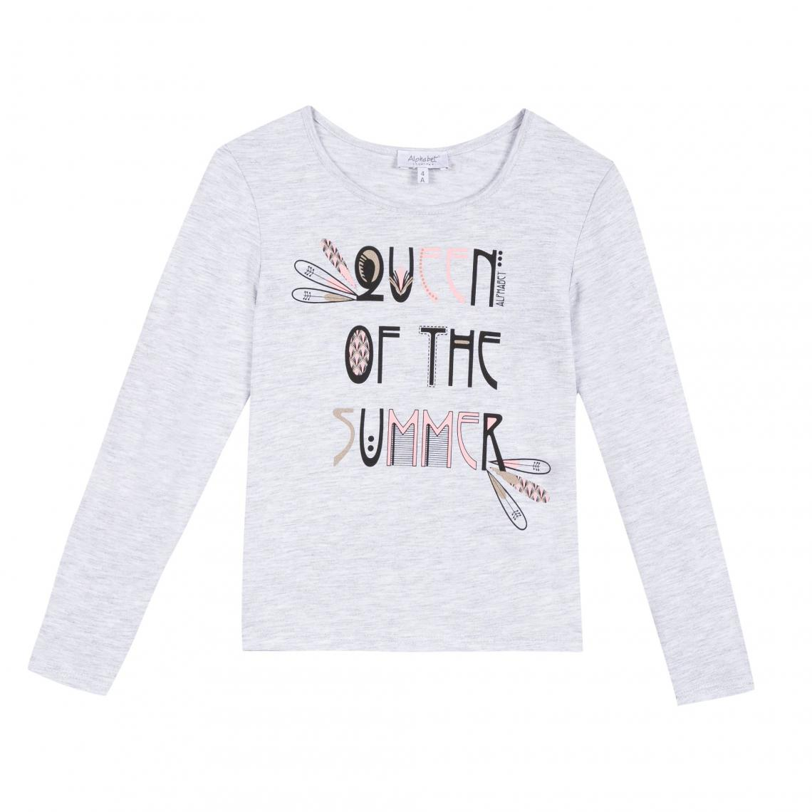 Alphabet T Shirt B/éb/é gar/çon