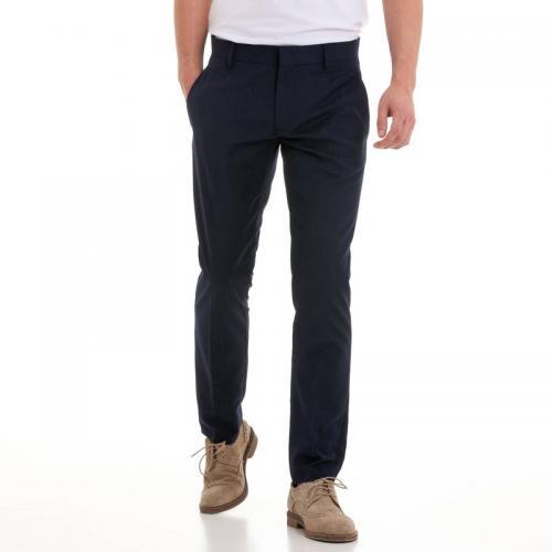 Antony Morato - Pantalon de costume coupe slim homme Antony Morato - Bleu -  Pantalons homme e5dd1bcfb8d