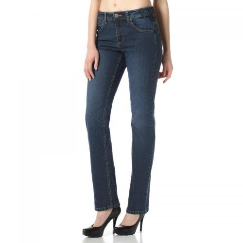 Arizona - Jean slim femme Arizona - Bleu - Jean droit