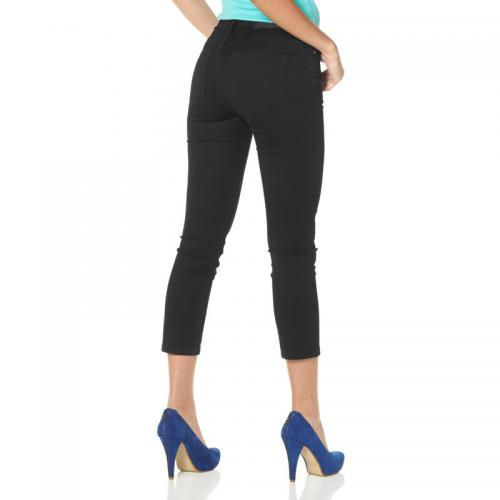 Arizona - Jean skinny stretch 78ème femme Arizona - Noir - La mode
