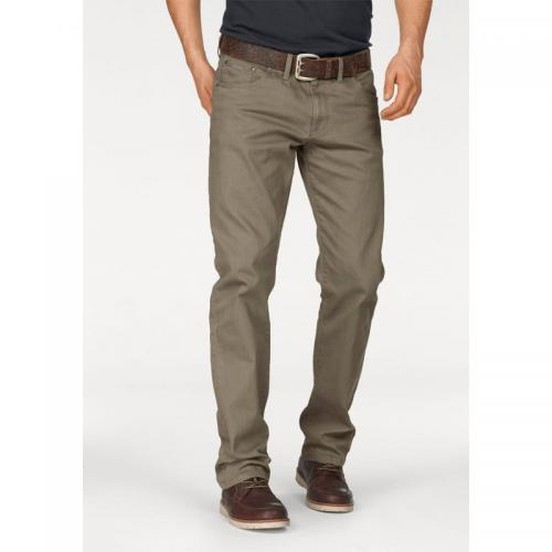 54013be3ac024 Arizona - Pantalon droit 5 poches coton stretch homme Arizona - Beige - Pantalons  homme