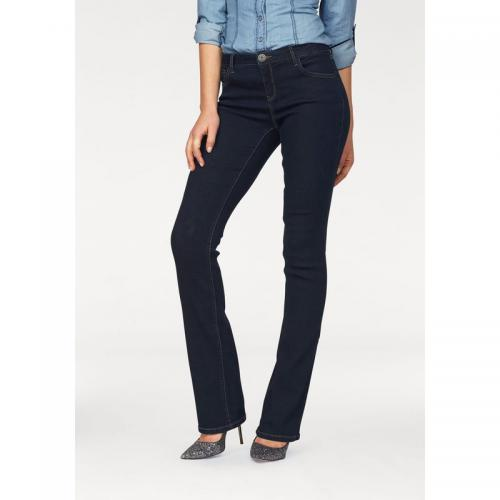 Arizona - Pantalon bootcut femme Arizona - Bleu - Jean droit