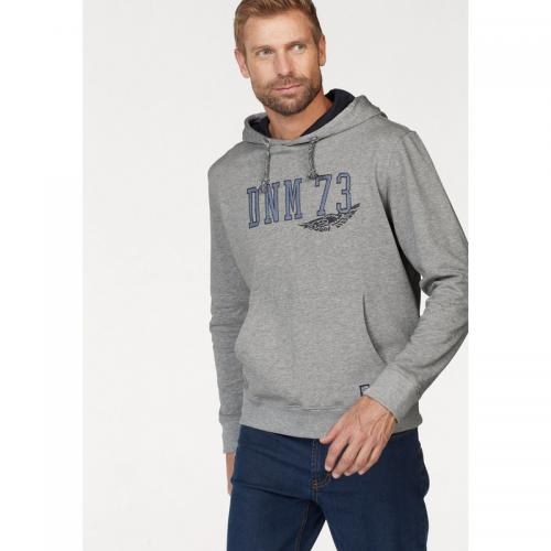 Arizona - Sweat enfilable à capuche homme Arizona - gris chiné - Pull / Gilet / Sweatshirt