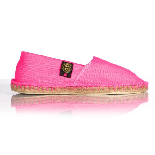 Art Of Soule - Espadrilles Art Of Soule roses - Sandales