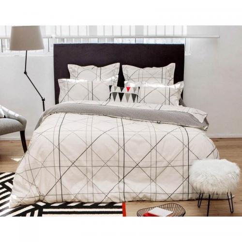drap plat linge de lit 3 suisses. Black Bedroom Furniture Sets. Home Design Ideas