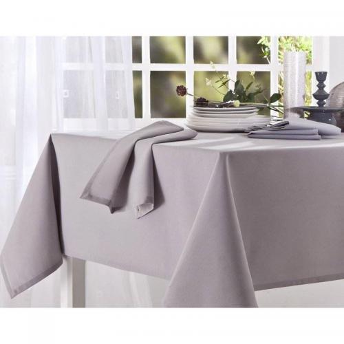 Chemins de table sets chemins de table 3 suisses - Chemin de table gris perle ...