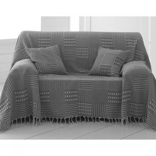 couvre lits jet s de lit linge de lit adulte 3 suisses. Black Bedroom Furniture Sets. Home Design Ideas