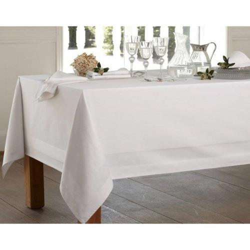 Becquet - Nappe Blanche Chic BECQUET - Multicolore - Linge de table