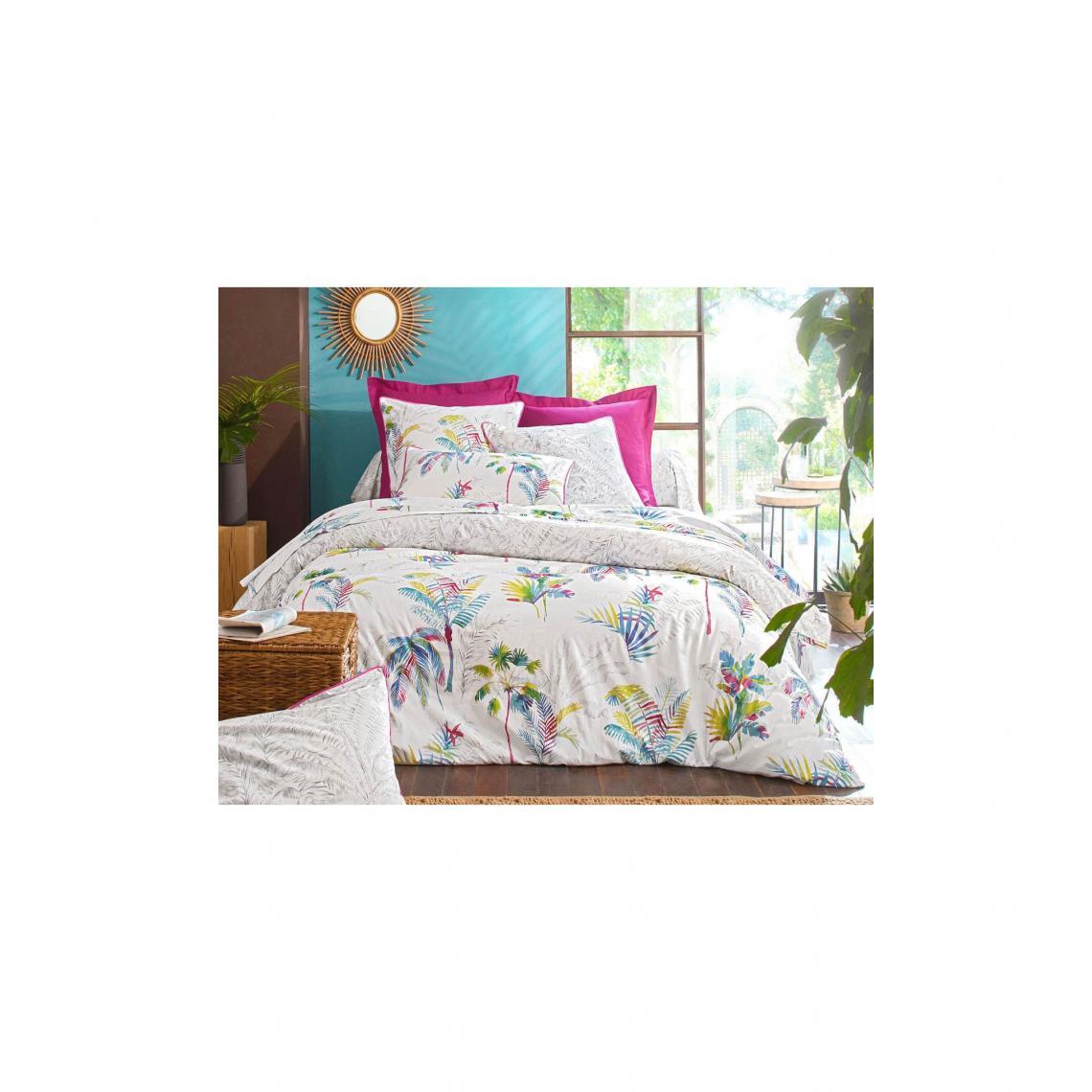 Housse De Couette Exotique Becquet Multicolore 3suisses