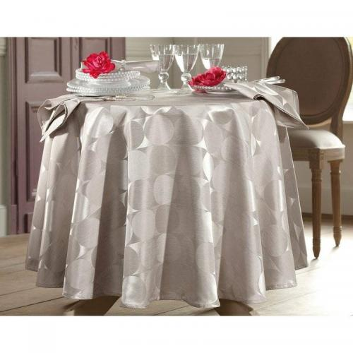 Becquet - Lot De 3 Serviettes BECQUET - Gris - Serviette de table