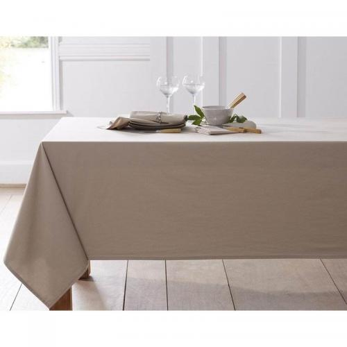 Becquet - Lot de 3 serviettes de table Becquet - Beige - Linge de maison