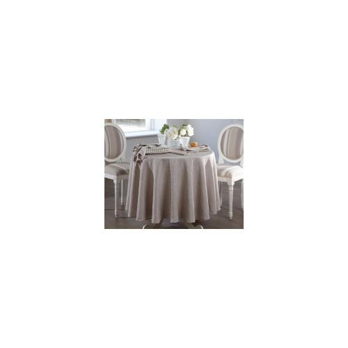 Becquet - Nappe au Relief  froissé permanent - Linge de table