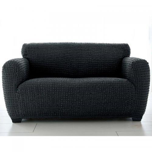 Housses fauteuils et canap s housse de canap s chaises 3 suisses for Housse canape velours