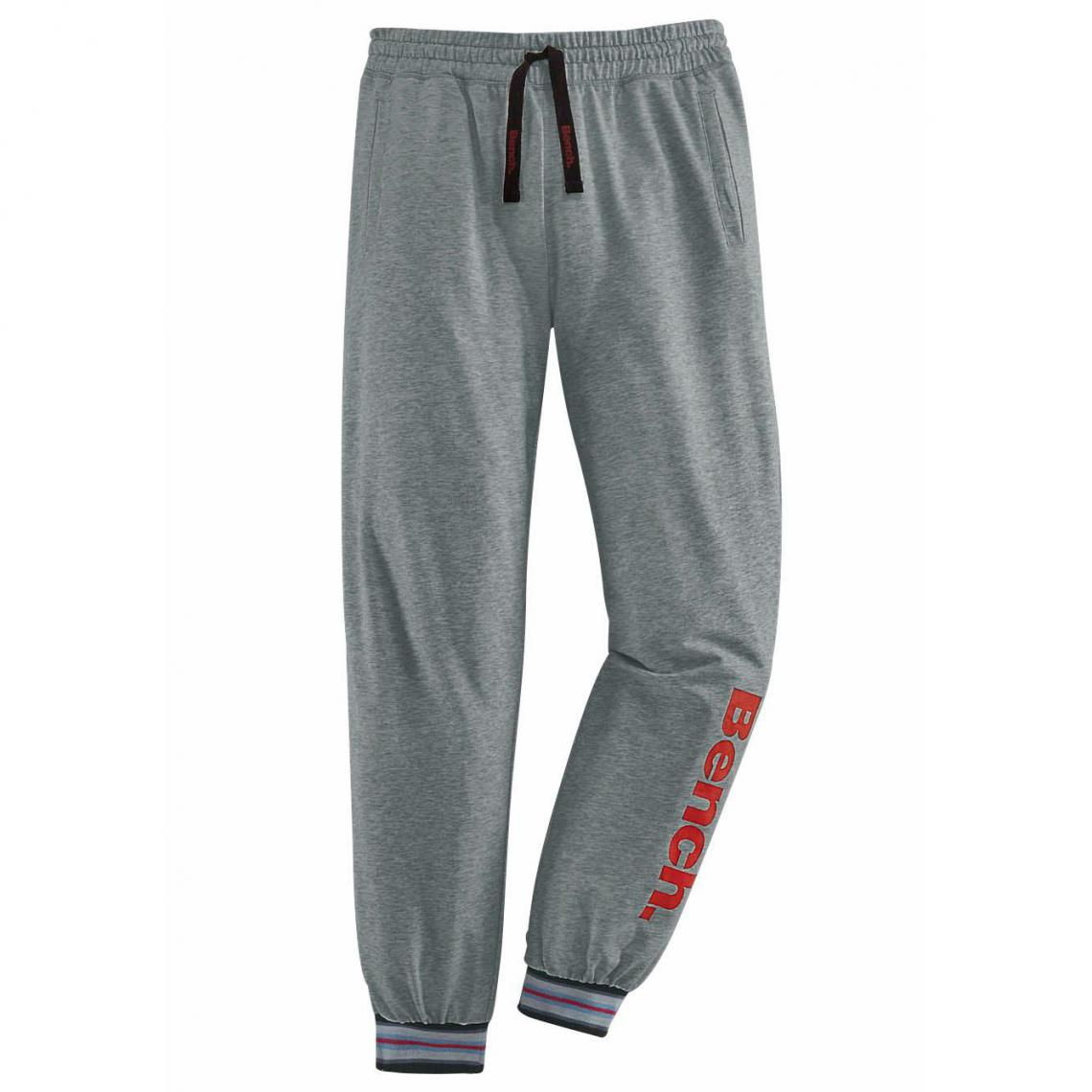 Pantalon de d�tente en molleton homme Bench - Multicolore - 3Suisses