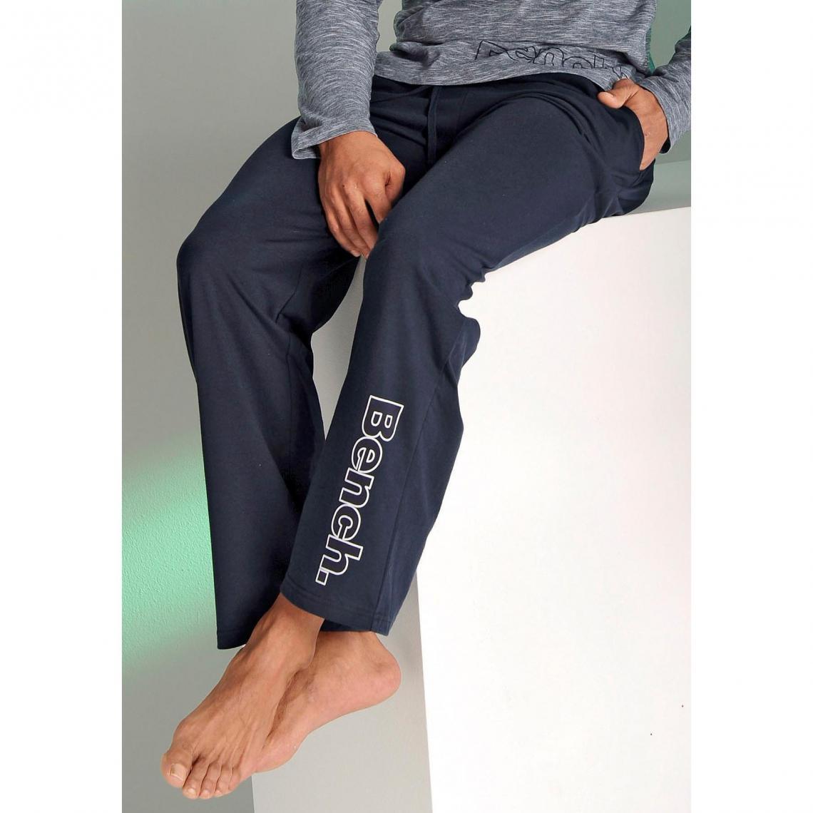 Pantalon d'int�rieur homme Bench - Bleu - 3Suisses