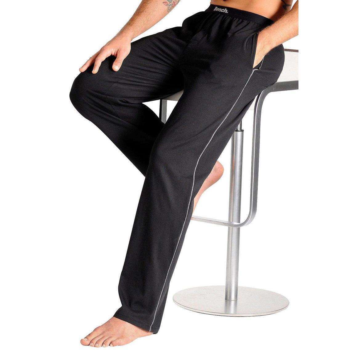 Pantalon d'int�rieur homme Bench - Noir - 3Suisses