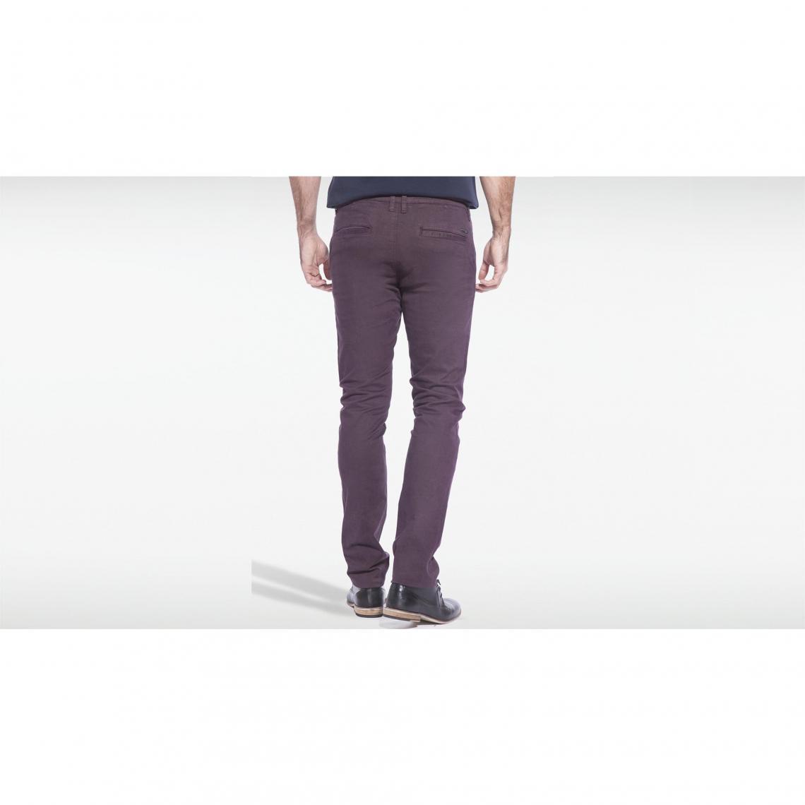 e528c26626c7 Pantalon chino uni Homme Bonobo