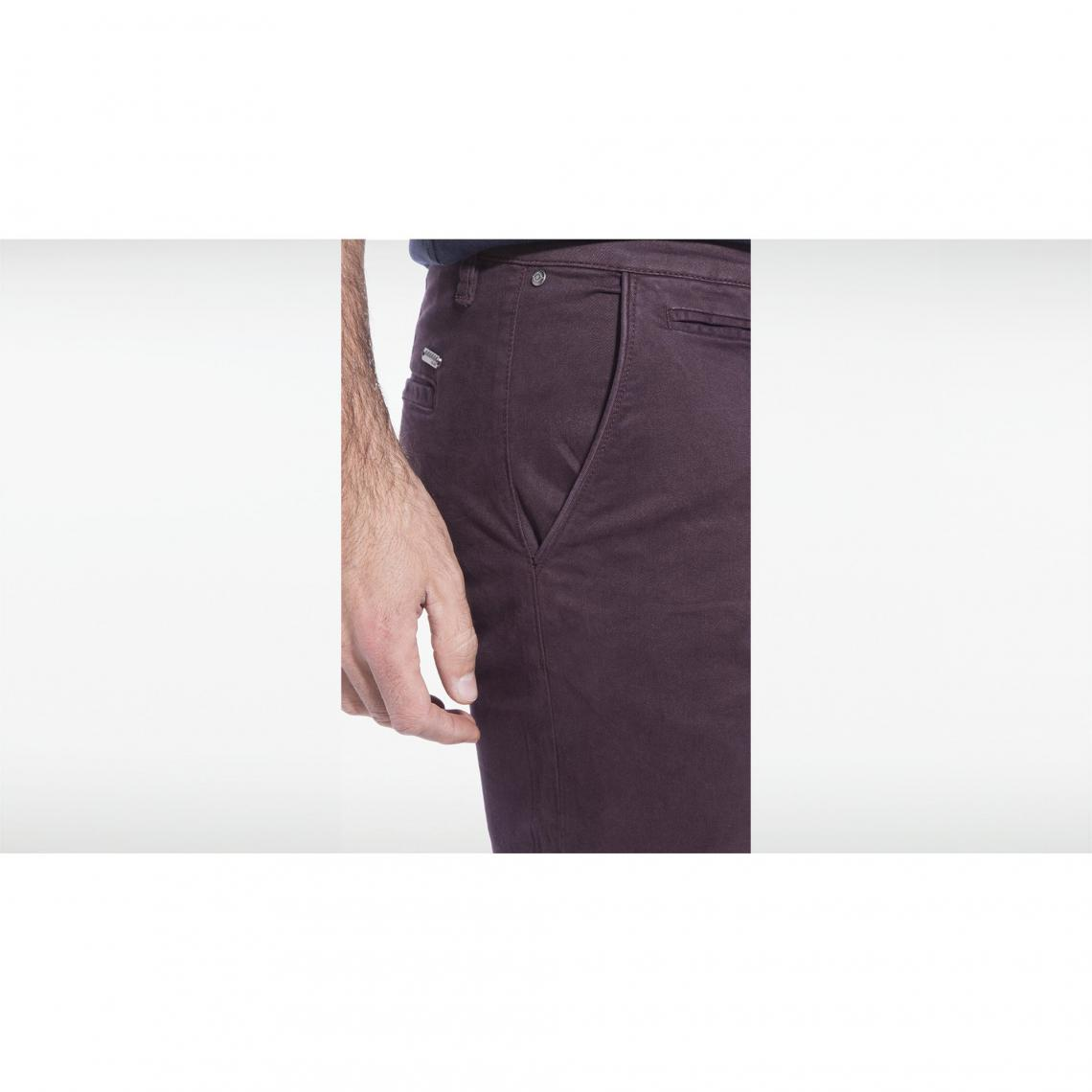 de5be220fb5f Pantalon chino uni Homme Bonobo Bonobo