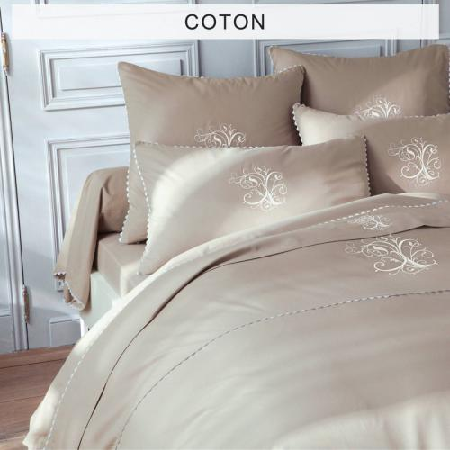 Housse de couette coton Bouchara Collection
