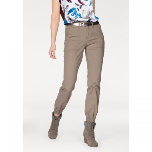 Boysen's - Pantalon cargo femme BoyseN's - Marron - Boysen's