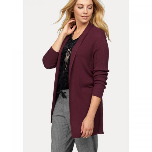 Boysen's - Gilet long femme Boysen's - Rouge - Boysen's