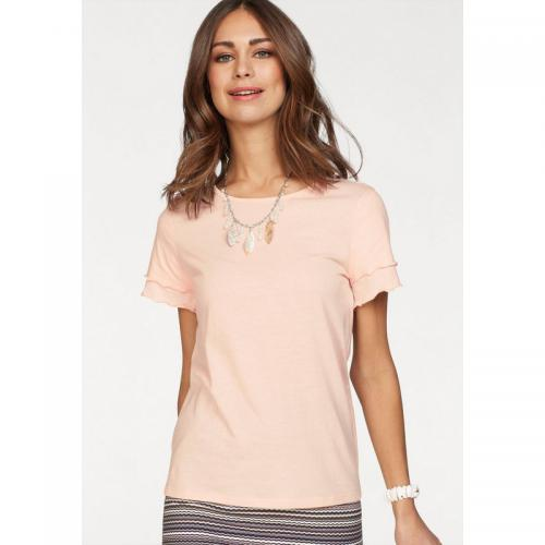 Boysen's - Tee-shirt femme Boysen's - Rose - Boysen's