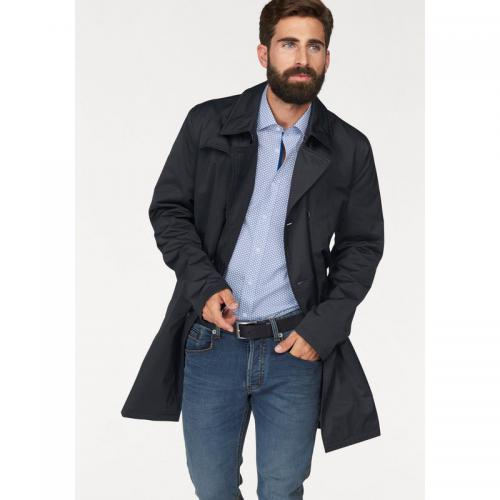 Bruno Banani - Trench-coat homme Bruno Banani - Bleu - Vêtements homme